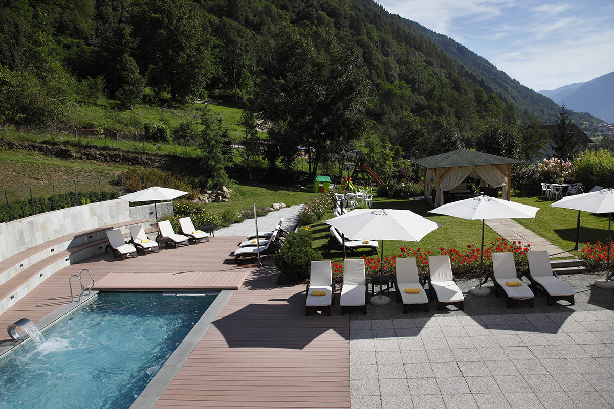 Hotel piscina coperta piemonte casamia idea di immagine - Hotel in montagna con piscina ...