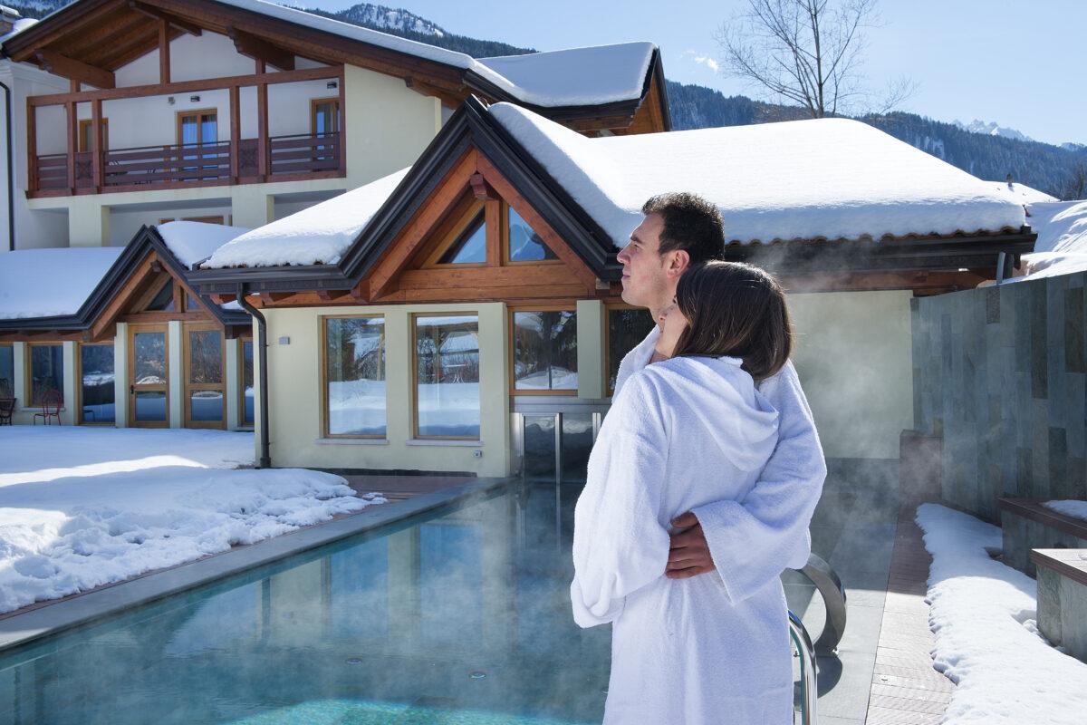 Hotel in montagna in trentino con piscina riscaldata val di sole - Hotel in montagna con piscina ...