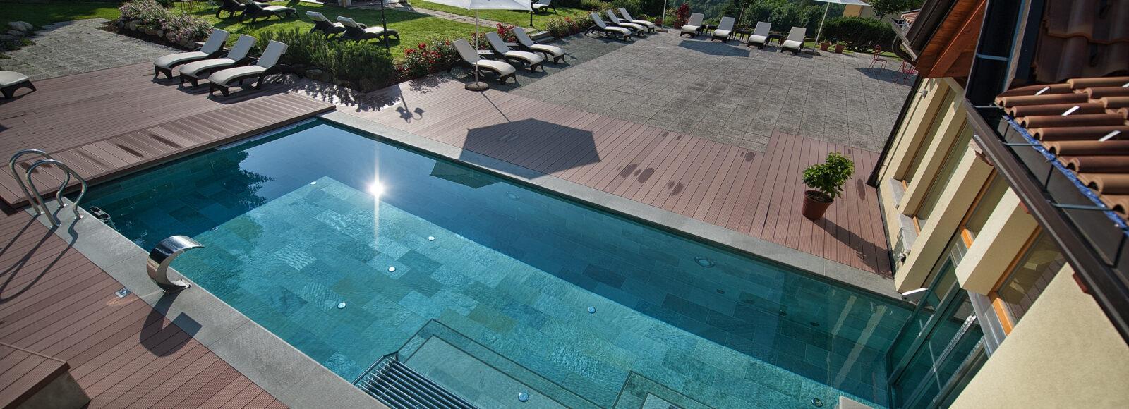 Hotel con piscina coperta piemonte casamia idea di immagine - Hotel folgaria con piscina ...